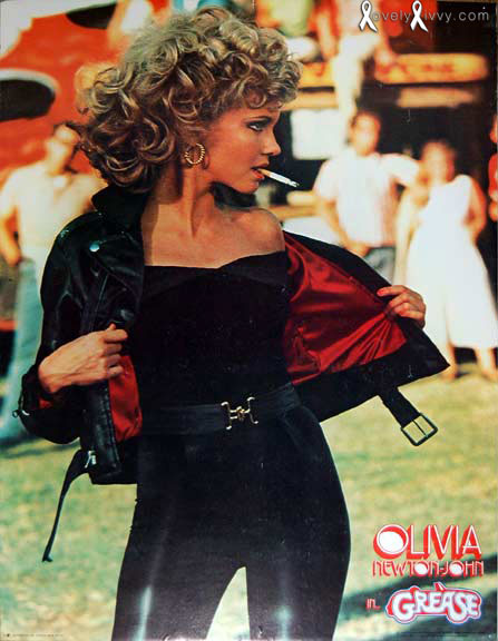 olivia newton john grease. Year: 1978, Olivia Newton-John